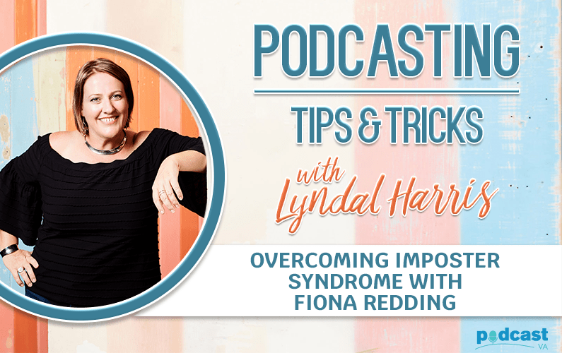 Overcoming-imposter-syndrome with Fiona Redding